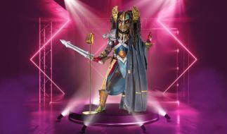 """Wenn die mysteriöse Heldin die """"The Masked Singer""""-Bühne erobert, liegt Kampfgeist in der Luft. (Foto)"""
