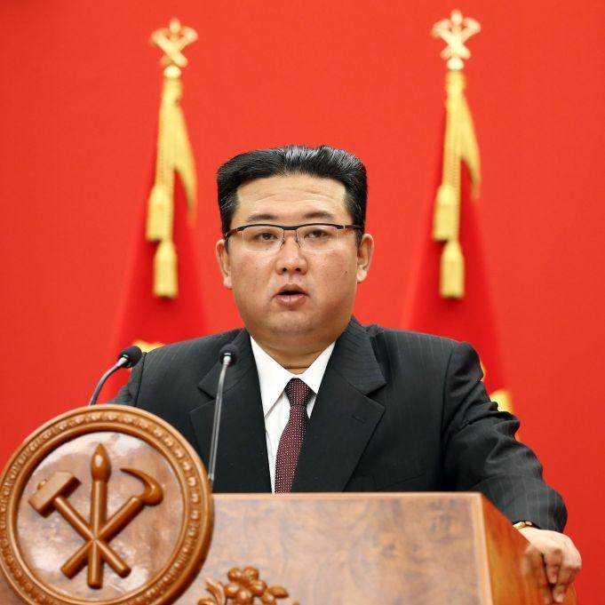 Biden als Buhmann? Nordkorea-Diktator stänkert gegen US-Präsidenten (Foto)