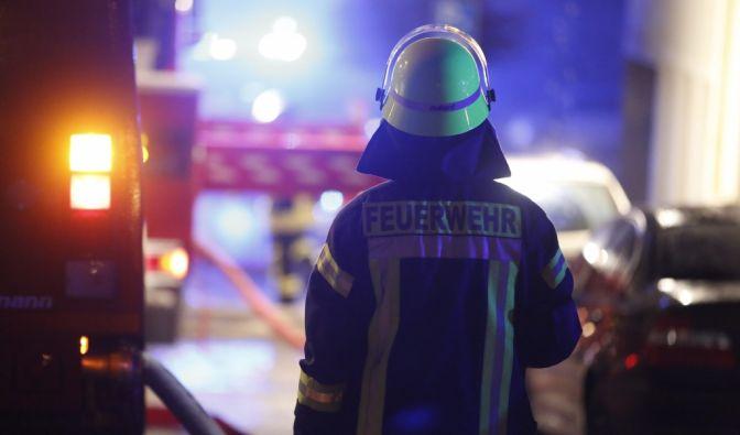 Aktuelle Polizeimeldung: Brand / Feuer (Foto)