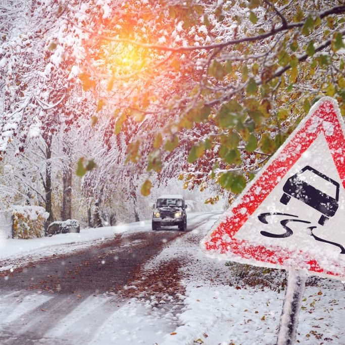 Achtung, Wintereinbruch! HIER drohen bis 40 Zentimeter Neuschnee (Foto)