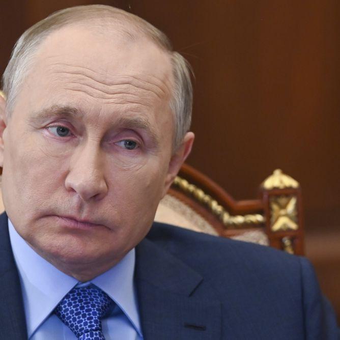 Dritter Weltkrieg befürchtet! Kreml-Chef provoziert mit Militäraktion (Foto)