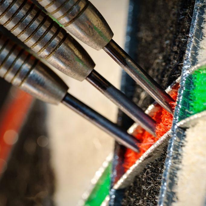 Wie lebt die Darts-Überraschung abseits der PDC-Turniere? (Foto)