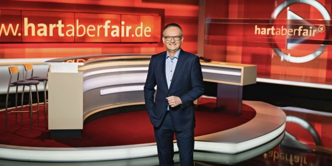 """hart aber fair""-Ausfall am 25.10.2021"