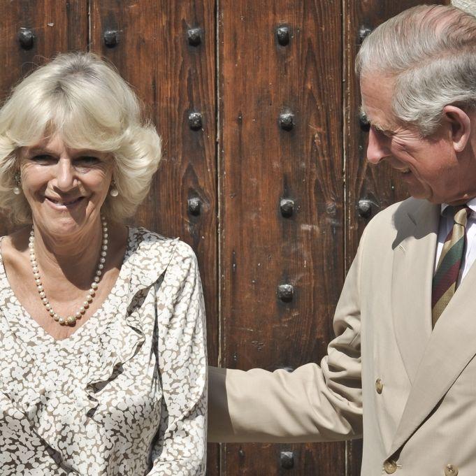 Rückkehr des verlorenen Sohns! Charles' Frau muss vermitteln (Foto)