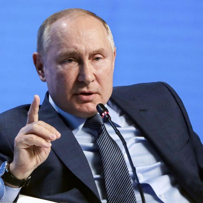 Sorge nach Hustenanfall! Ist der Kreml-Chef schwer krank? (Foto)