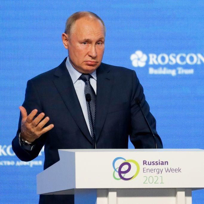 """Russischer Präsident stolz auf neue Atomwaffen: """"Können ganze Städte auslöschen"""" (Foto)"""