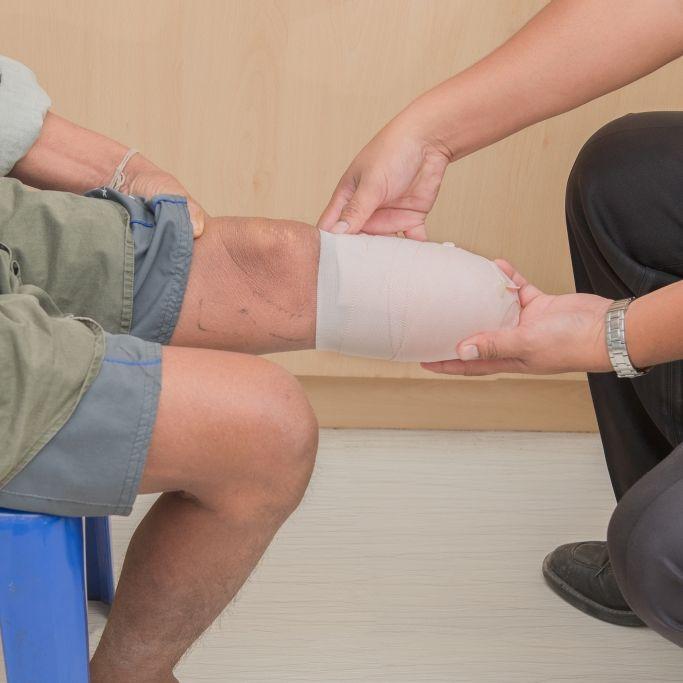 Frau (32) infiziert sich mit Corona - und verliert Hände und Füße (Foto)
