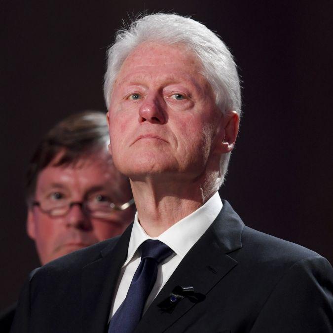 Harnwegsentzündung! Ex-US-Präsident auf Intensivstation (Foto)