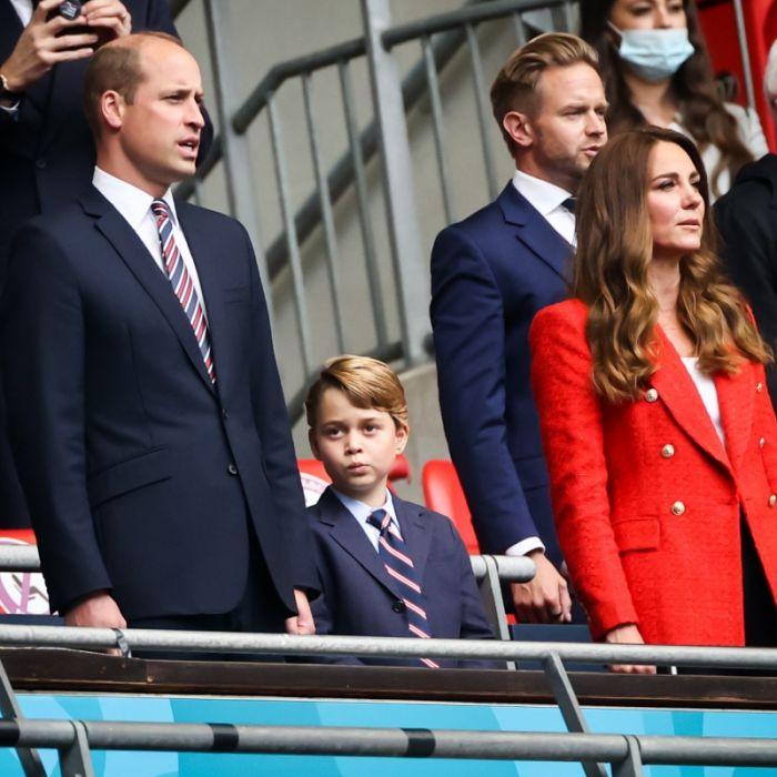 Am Boden zerstört! DAS bricht Prinz Williams Sohn das Herz (Foto)