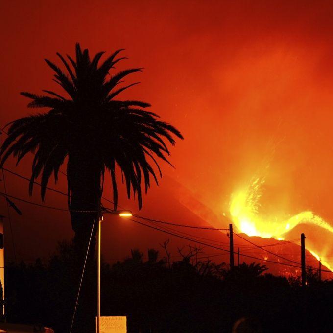 "Panik vor ""Lava-Tsunami""! Neue Erdbeben erschüttern Kanareninsel (Foto)"