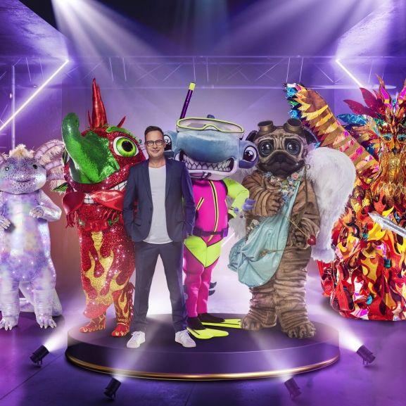 """Die """"The Masked Singer""""-Teilnehmer der 5. Staffel müssen knallharte Geheimhaltungs-Regeln befolgen. (Foto)"""
