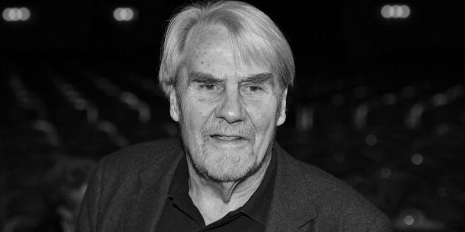 Gerd Ruge ist tot