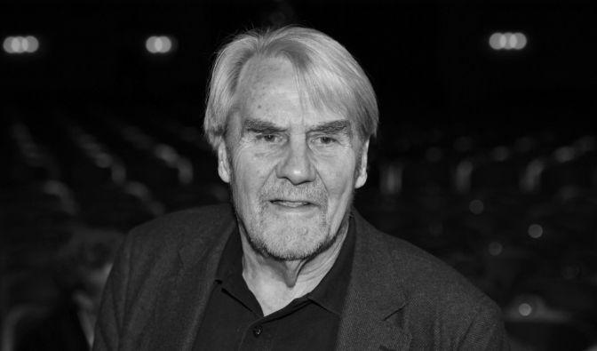 Gerd Ruge, ARD-Korrespondent (09.08.1928 - 15.10.2021) (Foto)