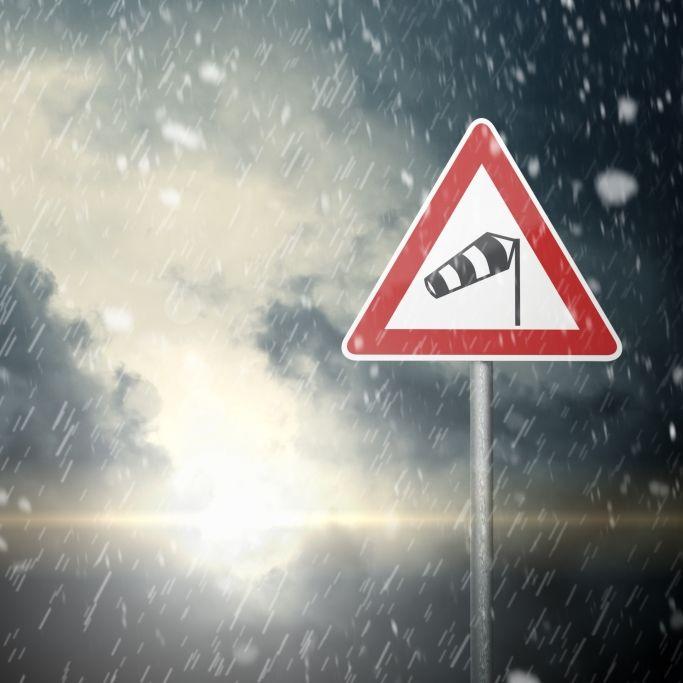 Warnung vor Orkanböen! Sturmtief Ignatz fegt über Deutschland (Foto)