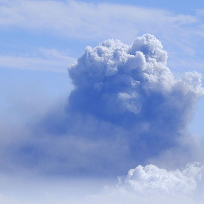 Schwefeldioxid-Wolke erreicht Deutschland!Davor warnt der Wetterdienst (Foto)