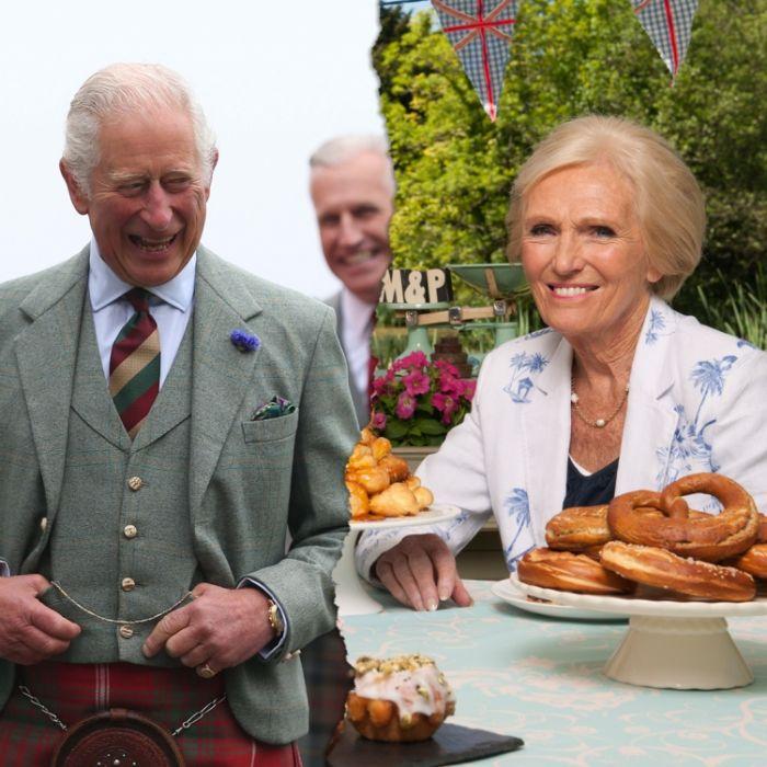 """Süße Versuchung! """"Königin der Kuchen"""" wickelt Thronfolger um den Finger (Foto)"""