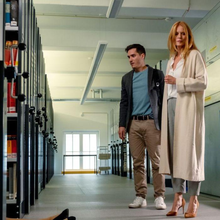 Wiederholung von Folge 14, Staffel 2 online und im TV (Foto)