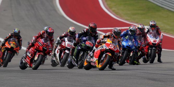 MotoGP-Ergebnisse 2021 GP Emilia-Romagna