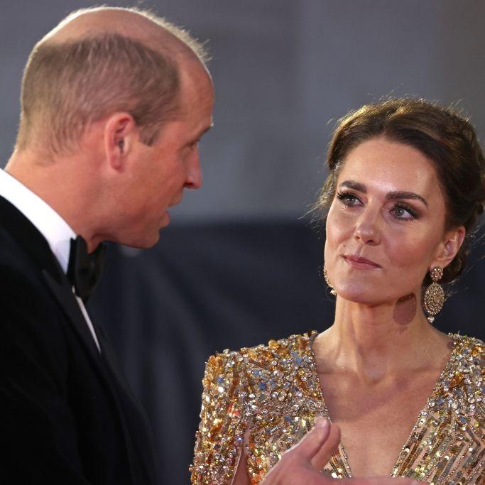 Eiskalt abserviert! HIER hat Herzogin Kate gar keinen Bock auf William (Foto)