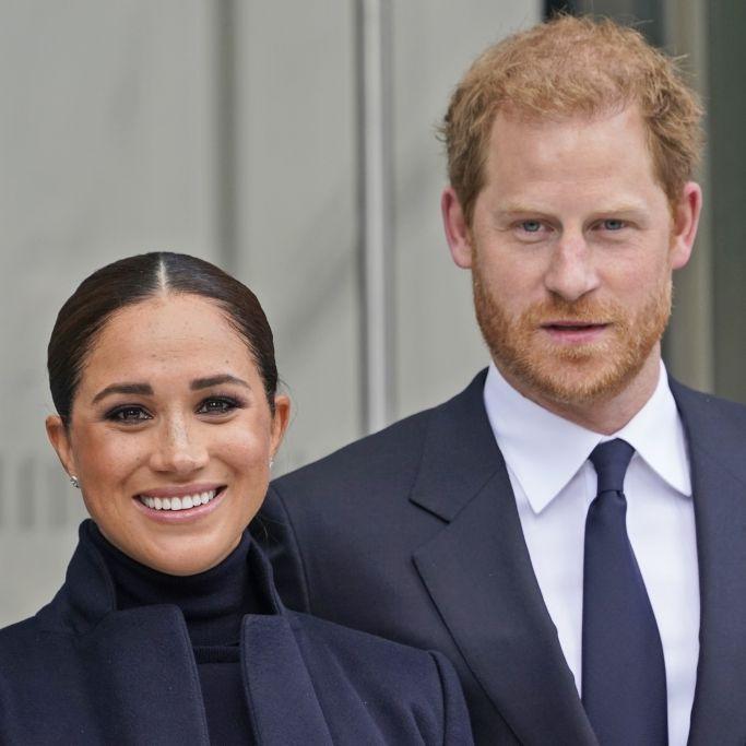 """""""Möchtegern-Prinzessin!"""" Serviert die Herzogin Prinz Harry damit ab? (Foto)"""