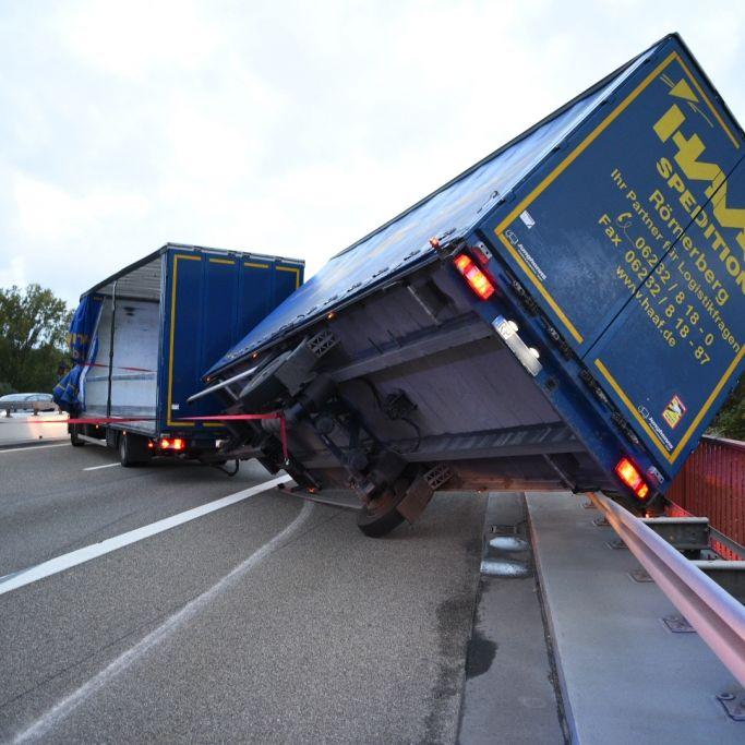 Orkantief rollt über Deutschland - Bahnverkehr teilweise komplett eingestellt (Foto)