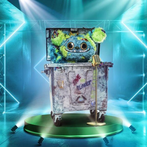 """The Masked Singer"" 2021: Wer steckt hinter dem Mülltonnenmonster Mülli Müller? (Foto)"