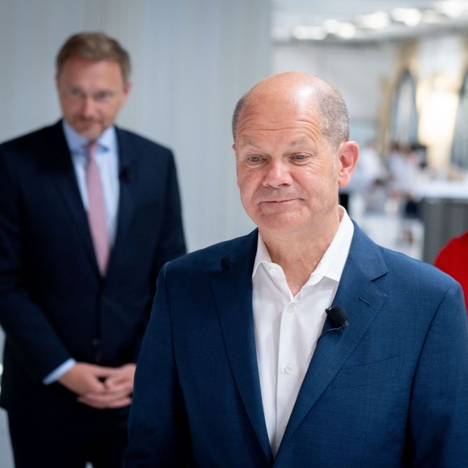 Neue Bundesregierung im Dezember! SPD, Grüne und FDP machen Tempo (Foto)