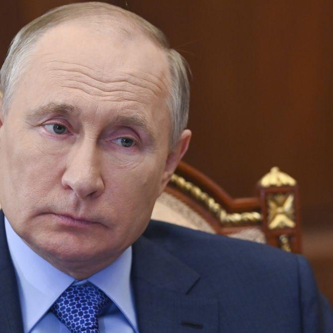 Angst um Russland! Kreml-Chef droht Westmächten (Foto)