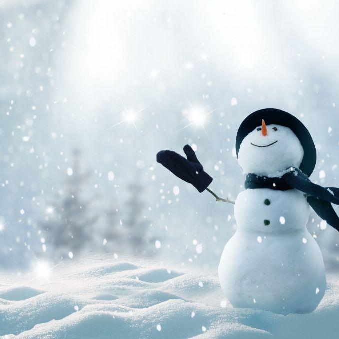 Weiße Weihnachten möglich! So eisig soll der Winter werden (Foto)