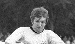 Bernd Nickel, früherer Bundesliga-Fußballer (15.03.1949 - 27.10.2021) (Foto)