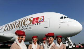 A380-Ausfälle: Fluglinien fordern Schadenersatz (Foto)