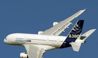 A380-Haarrisse beschäftigen Airbus «noch auf Jahre» (Foto)