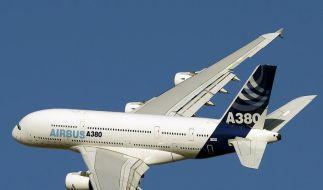 A380: Risse in Tragflächen sind Produktionsproblem (Foto)
