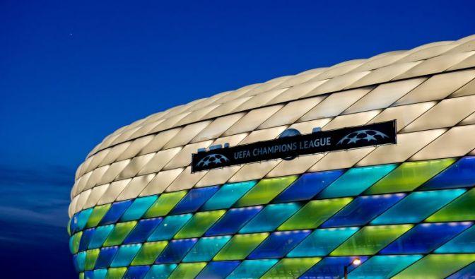 A... wie Allianz-Arena (Foto)