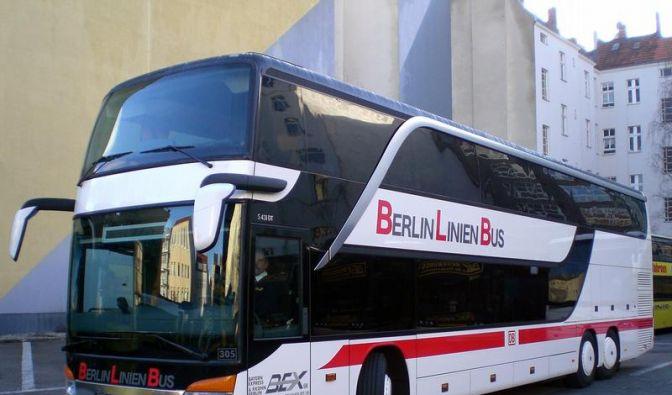 Ab Berlin und zum Mieten: Fernbusse in Deutschland (Foto)