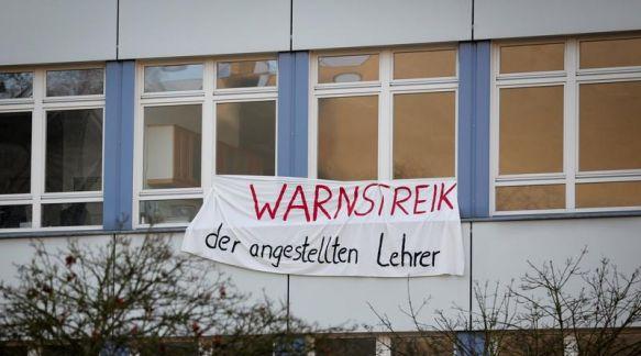 Streik im öffentlichem Dienst