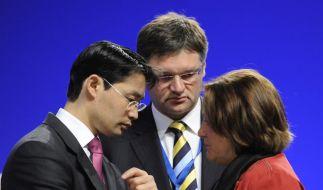 «Ab heute wird die FDP liefern» (Foto)