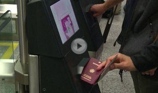 Neuer Reisepass und mehr