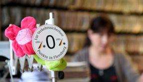 Ab dem 1. Mai 2014 ändert sich für alle Punktesammler im deutschen Straßenverkehr so einiges. 141.000 Punkte werden gestrichen. (Foto)