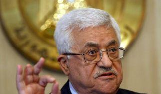Abbas setzt Wahlen im Januar an - Hamas empört (Foto)