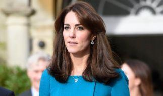 Abgekämpft und mager - So erlebt man die Herzogin, seit sie wieder öffentliche Auftritte wahrnimmt. (Foto)