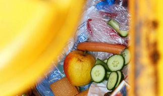 Abgelaufen: Lebensmittel nicht gleich wegwerfen (Foto)