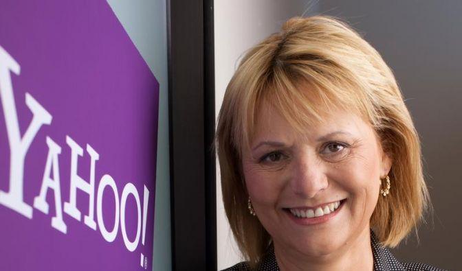 Abgesägte Yahoo-Chefin bekommt Millionenabfindung (Foto)