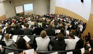 Abiturienten Universität (Foto)