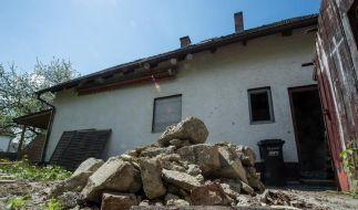 Abrissunternehmer verwüstet falsches Haus (Foto)