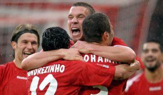 Abstiegskampf: Die halbe Liga muss zittern (Foto)