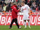 Abstiegskrimi in der Bundesliga: Vier Clubs, ein Ziel (Foto)
