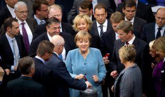 Abstimmung im Bundestag (Foto)