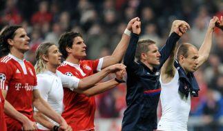 Abwehr-Alarm: Bayern erwarten «heißen Tanz» (Foto)