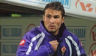 AC Florenz wirft Unruhestifter Mutu raus (Foto)